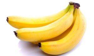 Propiedades del plátano, fruta energética