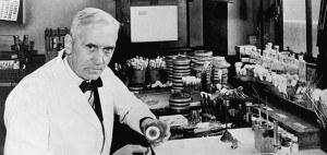 Fleming se dedicó como médico microbiólogo   La Guía de las Vitaminas