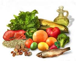 Como subir de peso sanamente, alimentación