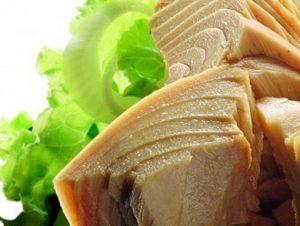Propiedades del atún, composición nutritiva