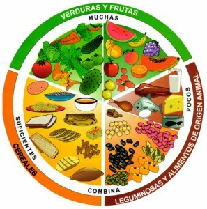 El plato del buen comer | La Guía de las Vitaminas
