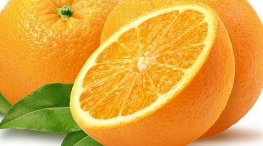 calorias de naranja