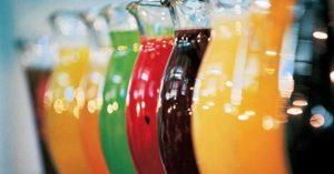 agua de fruta sin azucar dieta depurativa