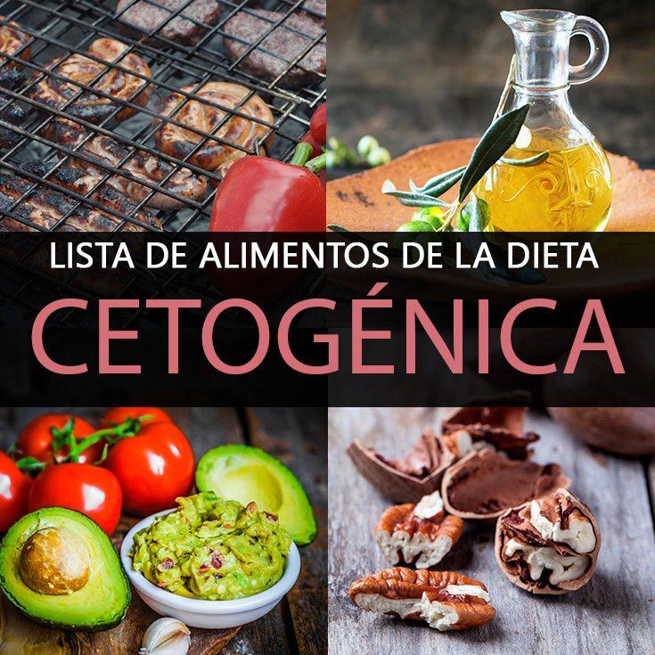 dieta cetosisgénica alimentos blandos para comer