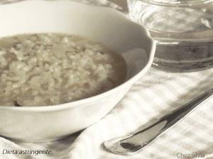 arroz de dieta