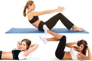ejercicios para tonificar el abdomen cómo adelgazar la barriga