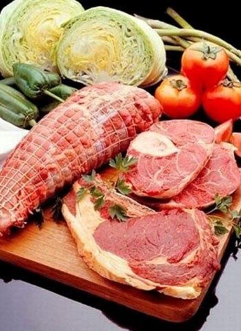 dieta rica en hierro alimentos