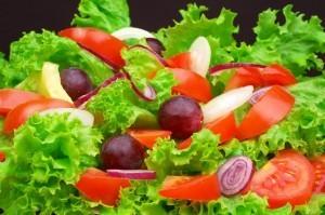 ingredientes para ensaladas bajas en calorias