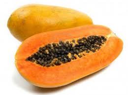 papaya- frutas diuréticas