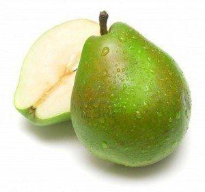 pera- frutas diuréticas