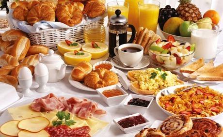 que desayunar diario