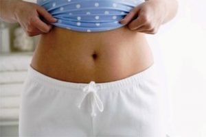 estómago-hinchado