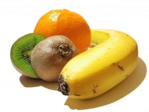 frutas alimentos ricos en potasio