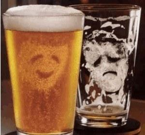 síntomas de intoxicación por alcohol