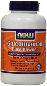 Glucomanano-suplemento