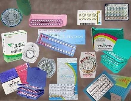 como funcionan las pastillas anticonceptivas