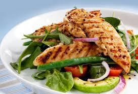 2000 calorie diet - sample dish