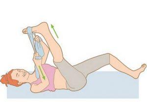 ejercicios para fortalecer la rodilla-isquiotibiales