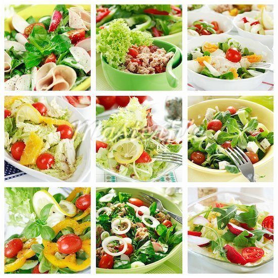 ensaladas de verano-recetas