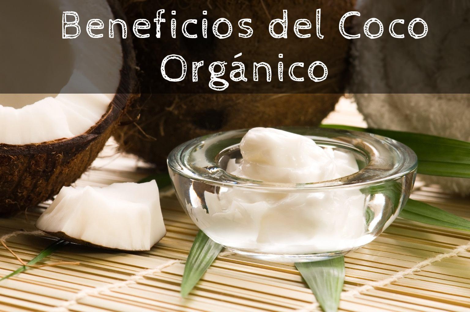Beneficios del Aceite de Coco Orgánico