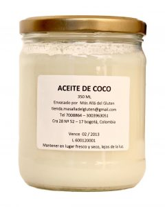 Dónde comprar aceite de coco orgánico