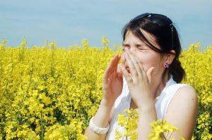 Síntomas de alergia, los más frecuentes