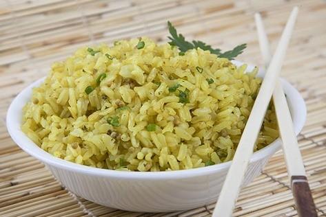 el arroz engorda-verdad o mito
