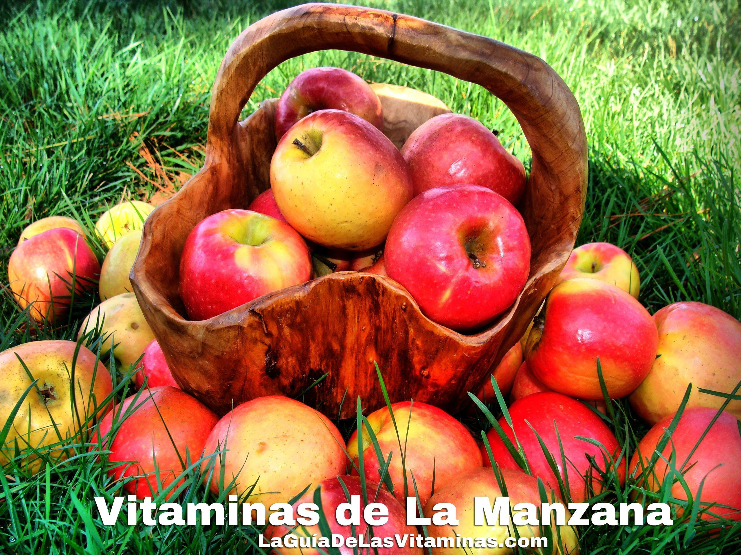 Vitaminas de las manzanas   La Guia de las Vitaminas