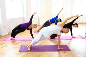 Como hacer Pilates en casa para adelgazar