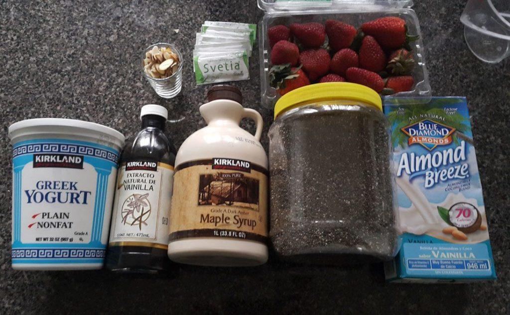 Ingredientes-para-pudin-de-chia