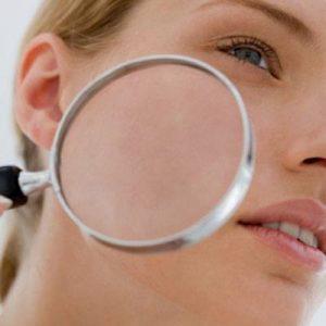 Las  nueve enfermedades más comunes de la piel