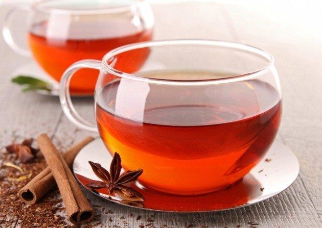 té rojo-clases de té
