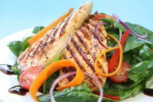 Cenas  ligeras para bajar de peso