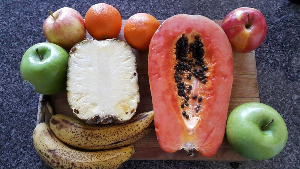 frutas-para-licuado-verde