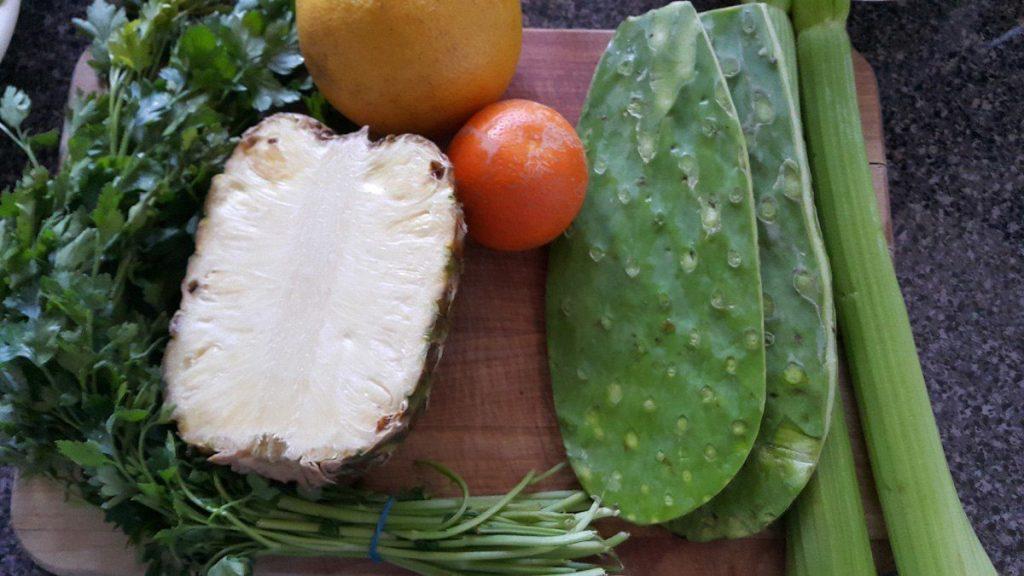 ingredientes-para-el-jugo-verde-tradicional
