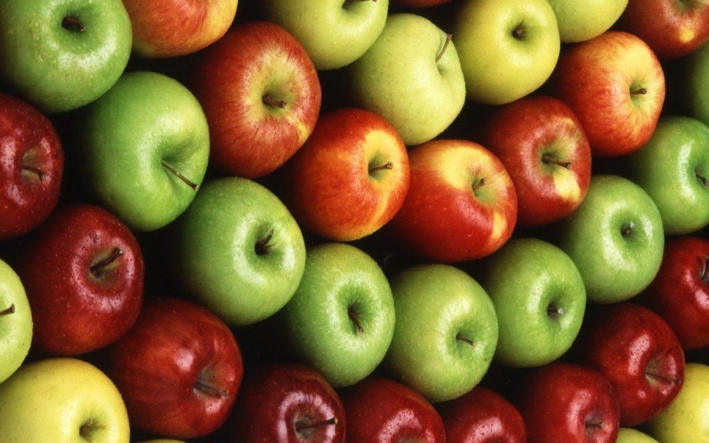 frutas ideales para bajar de peso-manzana