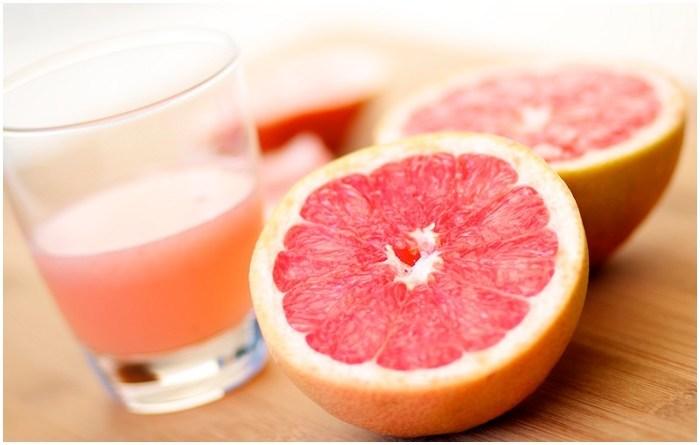 frutas ideales para bajar de peso-pomelo