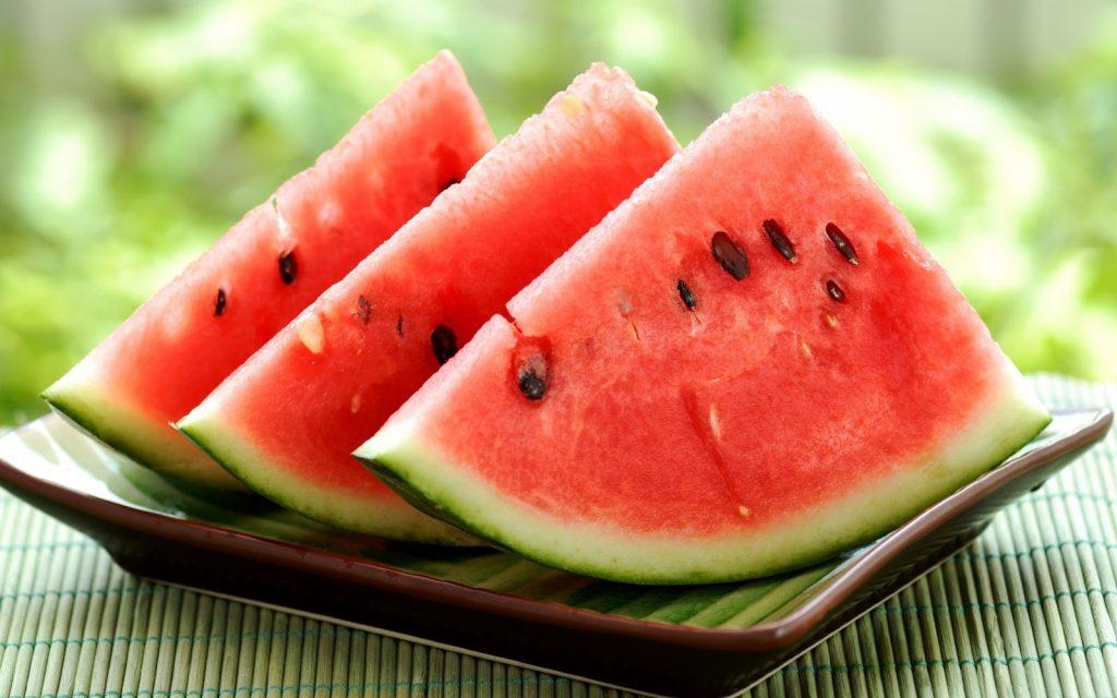 frutas ideales para bajar de peso-sandía