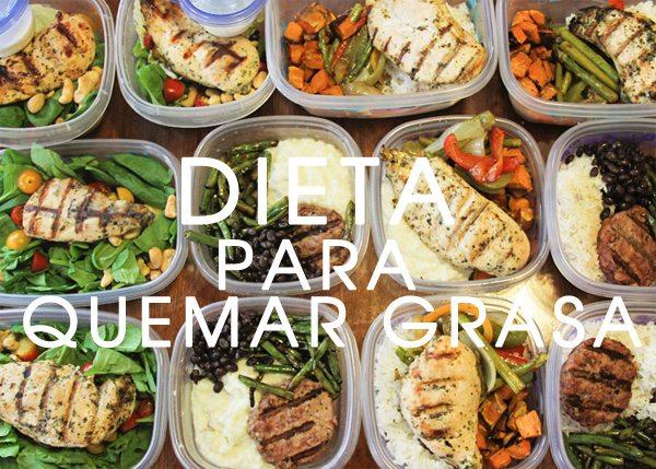 dieta extrema para quemar grasa abdominal