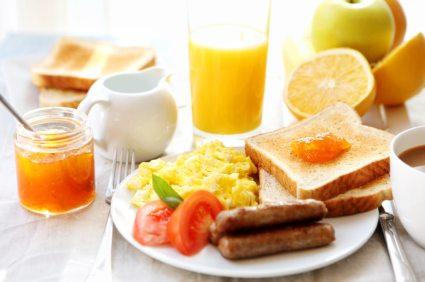 4 Desayunos nutritivos para reducir el abdomen