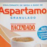 aspartamo