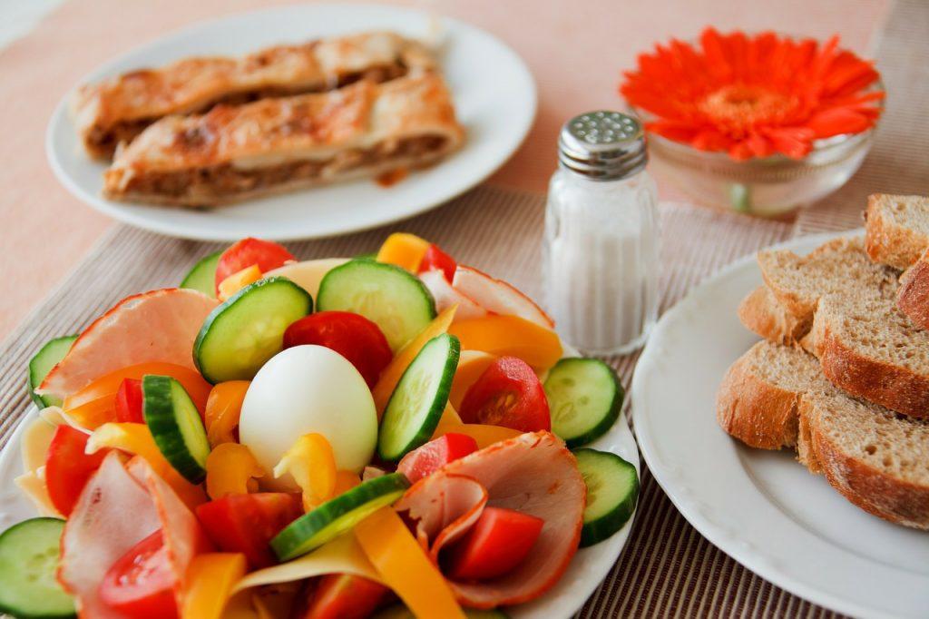 ejemplo menú dieta -baja en carbohidratos
