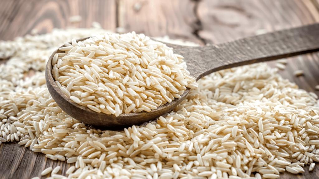 alimentos ricos en fibra-arroz integral