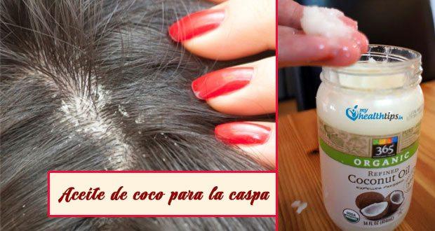 aceite de coco para que te crezca el cabello