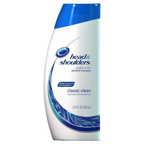 shampoos para la caspa-HS CLASICO