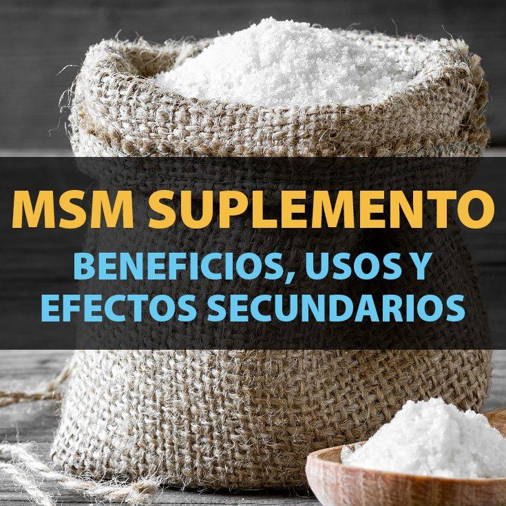 Suplemento-MSM