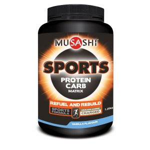 Sport Protein de Musashi ganador