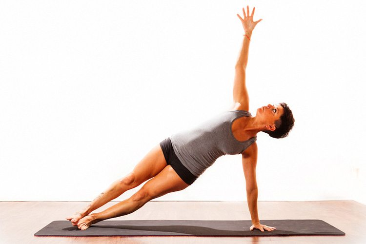 postura-de-yoga-Vasisthasana