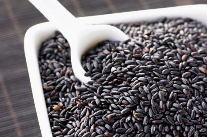 beneficios del arroz negro