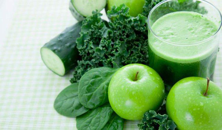 jugo-verde-manzana-pepino